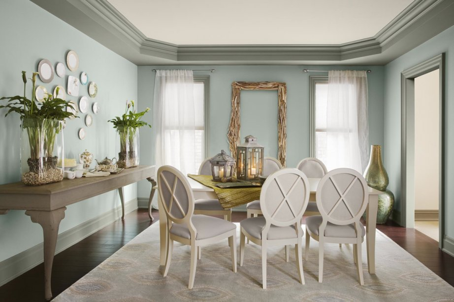 decoration salle a manger classique » Photos de design d'intérieur ...