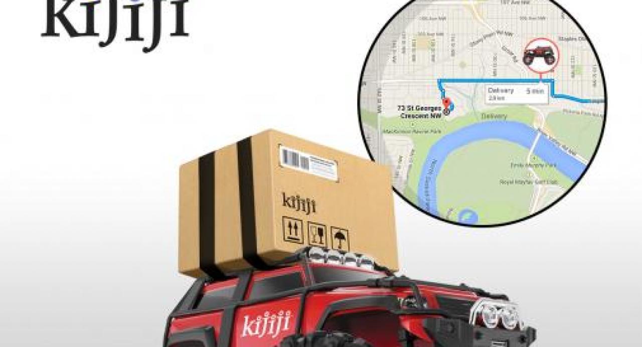 Optez pour la livraison kijiji