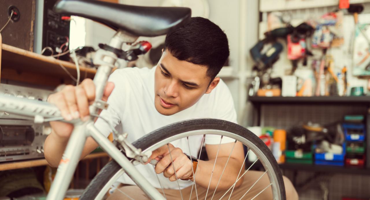 Ajustez votre vélo à la maison vous même