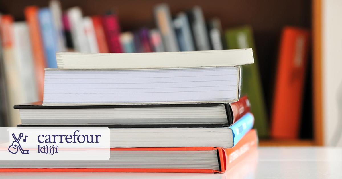 astuces indispensables pour vendre ses livres usag s. Black Bedroom Furniture Sets. Home Design Ideas