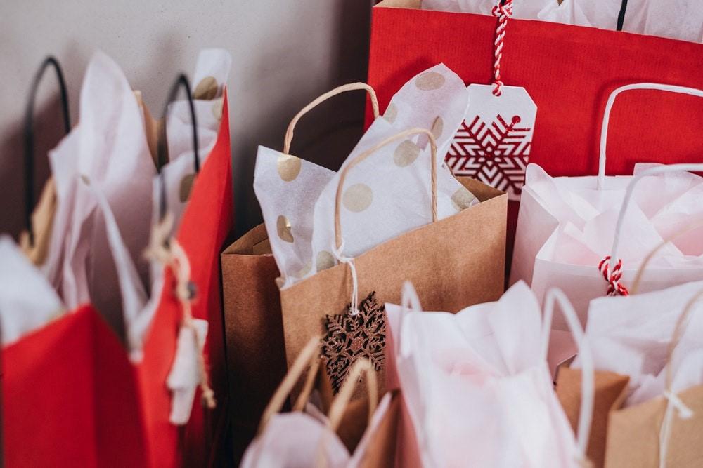 Emballages cadeaux des Fêtes
