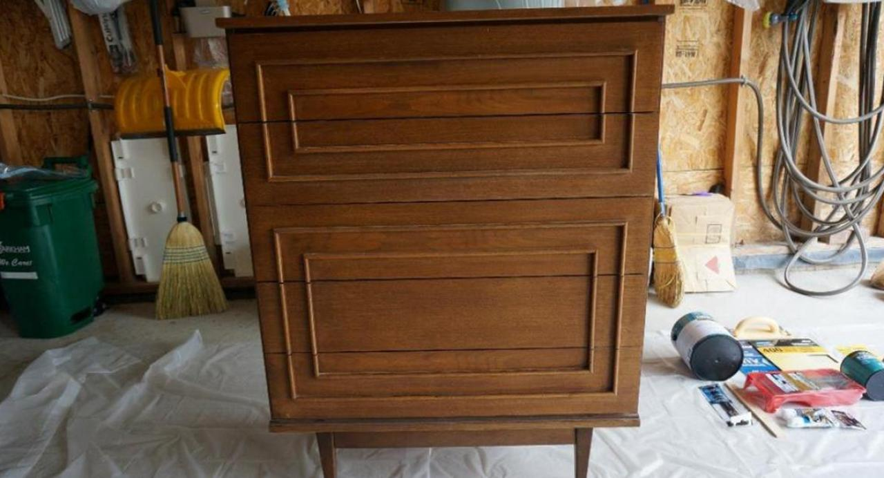 diy how to paint a dresser kijiji central a blog with