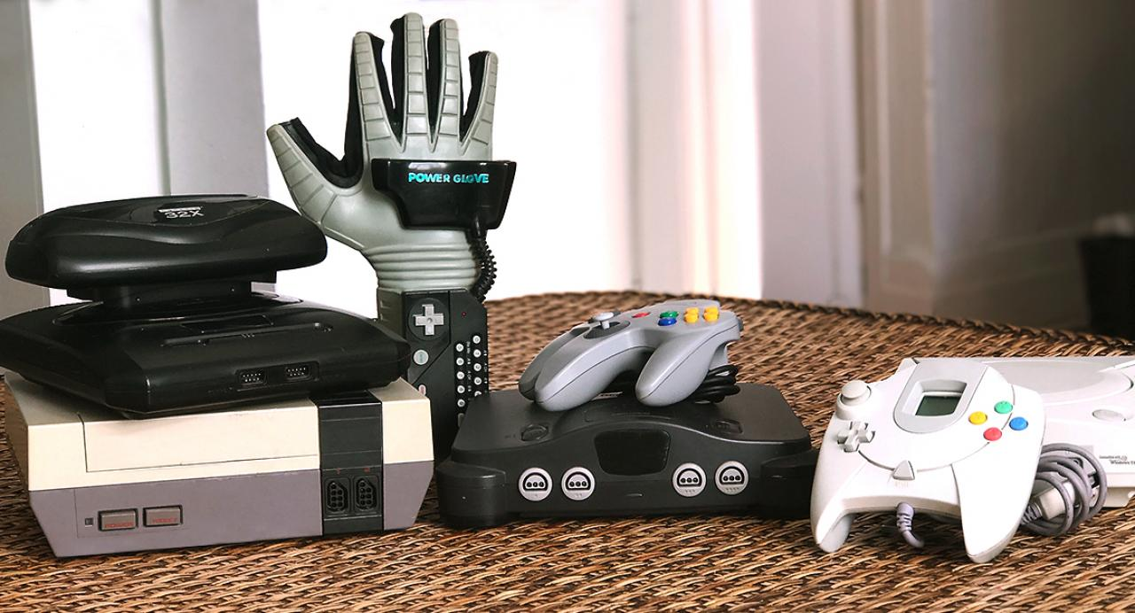 How to buy retro video games and consoles - Kijiji Central