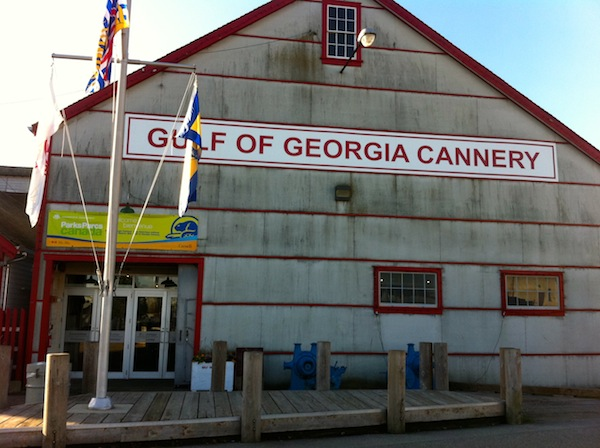 cannery outside