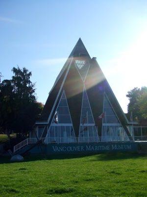 maritime museum teepee
