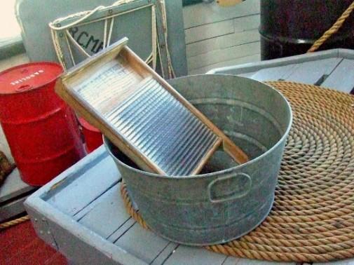 ship clothes washing