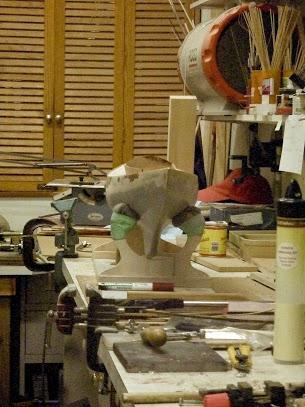 ship model workshop